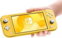 Nintendo Switch 10 mln sales