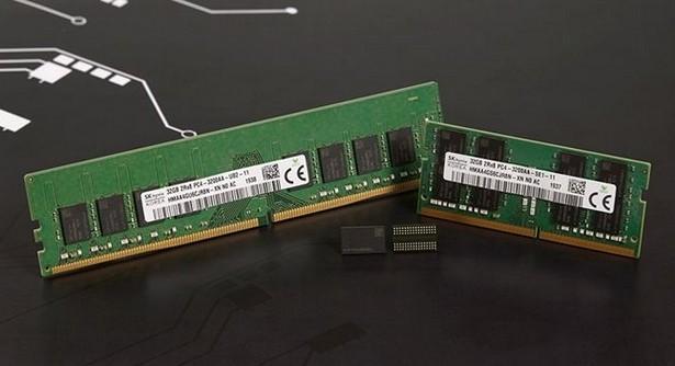 SK Hynix 10 nm ddr4
