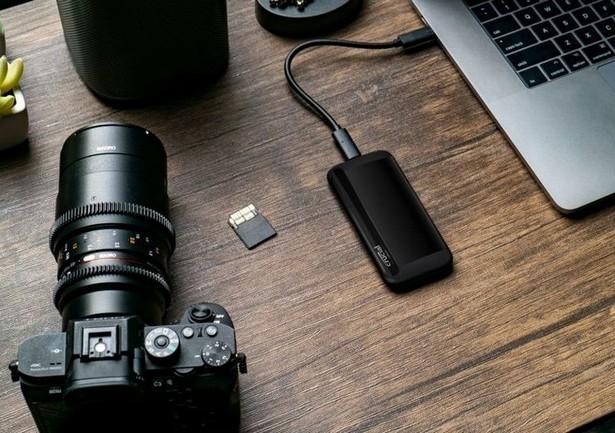 SSD Crucial X8