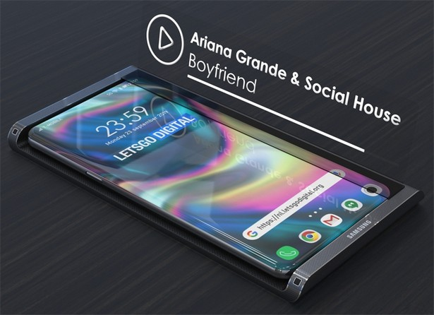 Samsung holo dock