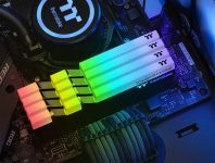 Thermaltake Toughram RGB DDR4 4400 MHz