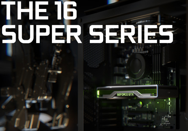 NVIDIA GeForce GTX 1660 SUPER и GTX 1650 SUPER
