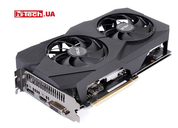 ASUS Dual GeForce GTX 1660 SUPER OC EVO