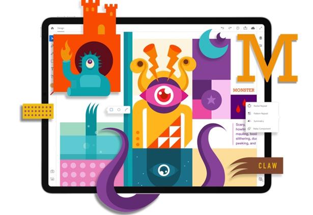 Adobe Illustrator для планшетов iPad