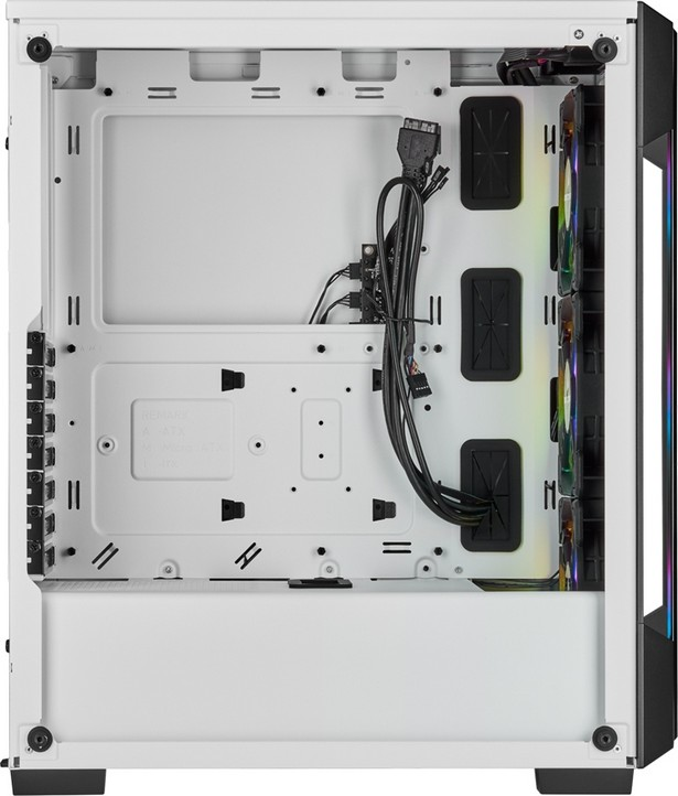 Corsair iCUE 220T RGB Tempered Glass
