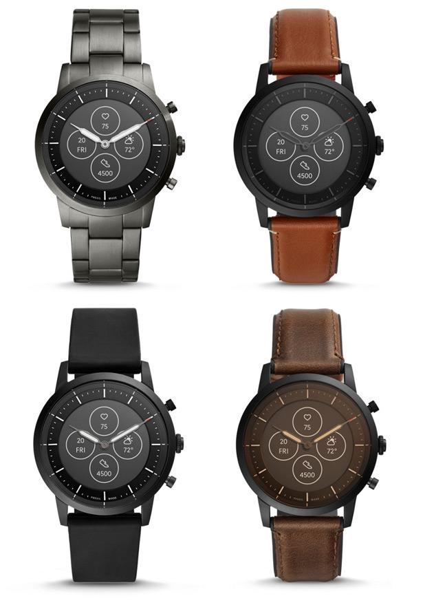 Мужские смарт-часы Fossil Hybrid HR
