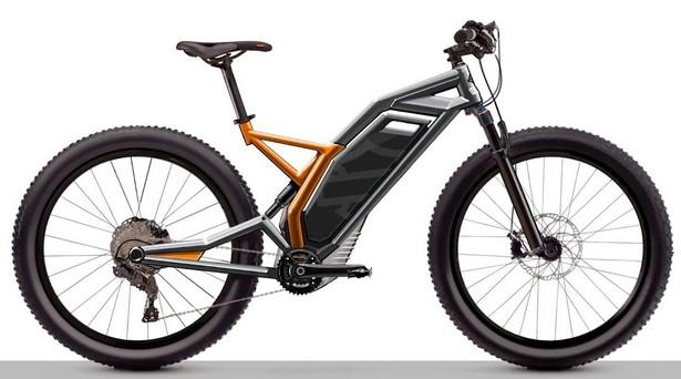 Harley-Davidson electric bicycle