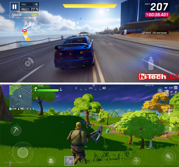 Игры на Honor 20 Pro