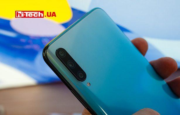Камера Huawei P smart Pro
