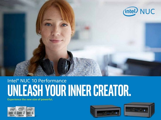 Intel NUC 10