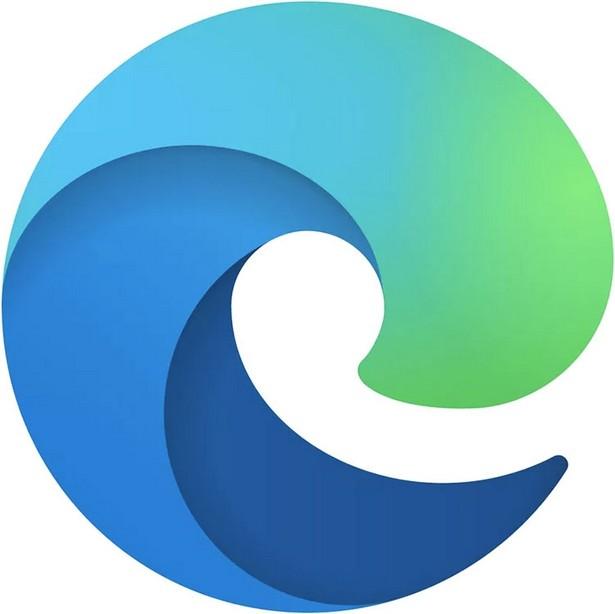 Microsoft Edge new logo 2019