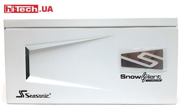 Seasonic Prime SnowSilent 750 Titanium