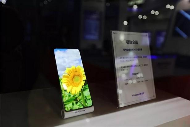 Visionox smartphone
