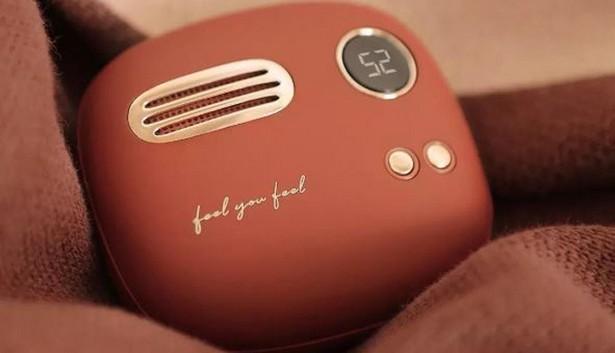 Xiaomi heat power bank radio