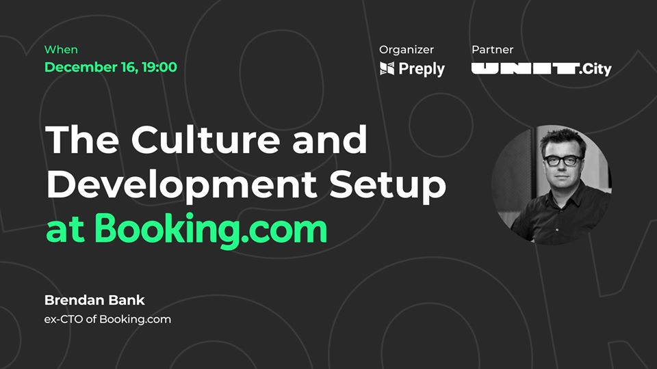 Культура та розвиток у Booking.com