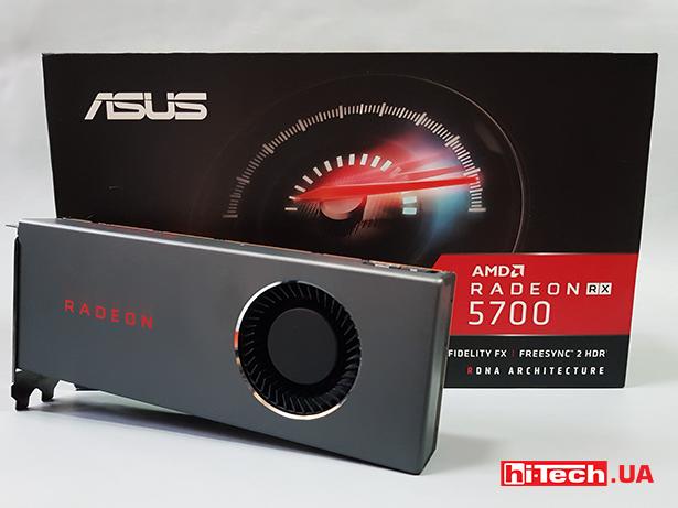 ASUS AMD RX 5700
