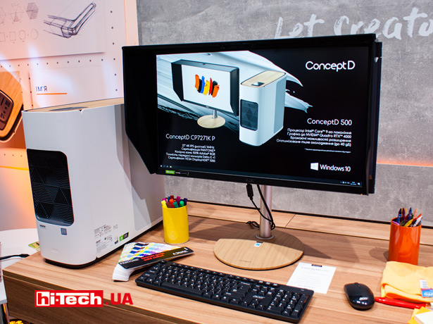 Монитор Acer ConceptD CP7271K