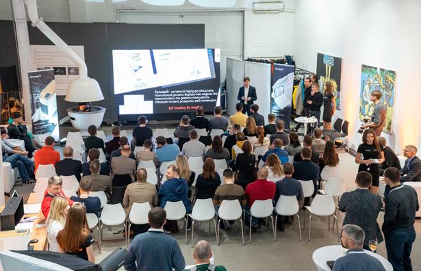 Презентация линейки устройств Acer ConceptD в Украине