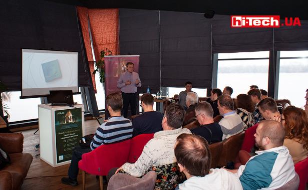 Презентация ноутбуков ASUS ProArt StudioBook в Украине
