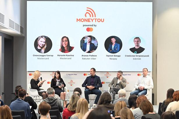 Mastercard and Rakuten Viber launch Moneytou in Ukraine
