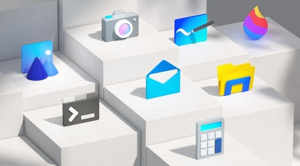 Microsoft Windows logo design