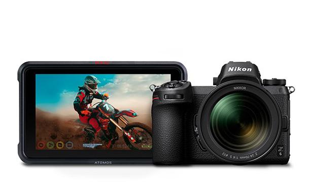 Nikon Z 6, Z 7 ProRes Raw