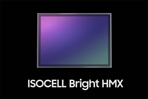 108-Мп сенсор ISOCELL Bright HMX