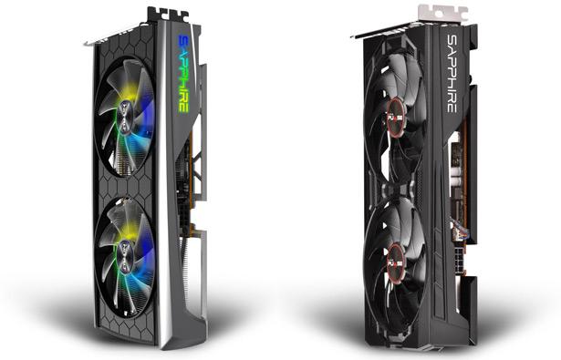 Sapphire NITRO+ RX 5500 XT и PULSE RX 5500 XT