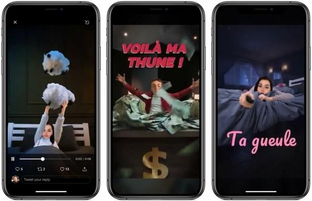 Snapchat deepfake video
