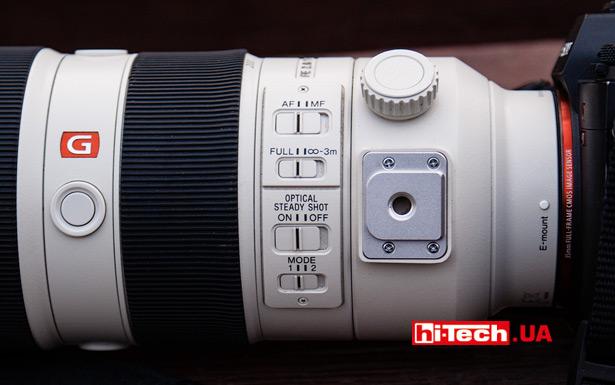 Sony FE 70–200 мм F28 GM OSS