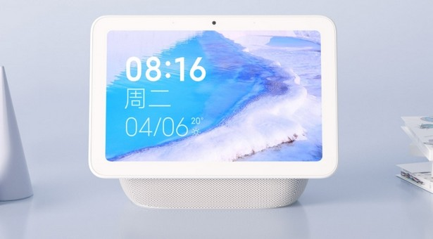 Xiaomi анонсировала новое устройство для умного дома — смарт-дисплей Mi AI Touchscreen Speaker Pro 8