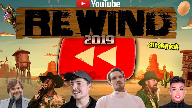 youtube rewind 2019