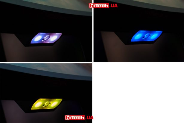 Подсветка джойстика AOC Agon AG273QCX