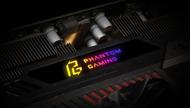 Фирменная RBG-подсветка установлена на видеокартах  RX 5600 XT серии ASRock Phantom Gaming