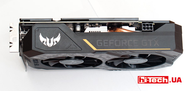 ASUS TUF Gaming GeForce GTX 1650 SUPER OC (TUF-GTX1650S-O4G-GAMING)