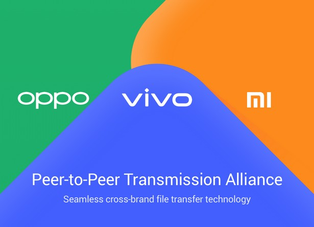 Oppo, Vivo и Xiaomi transmission alliance