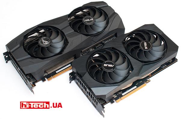 Видеокарты ASUS ROG Strix Radeon RX 5500 XT и ASUS Dual Radeon RX 5500 XT EVO