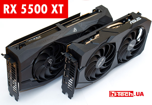 ASUS Radeon RX 5500 XT