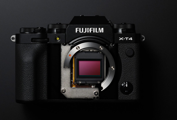 Стабилизация IBIS в камере Fujifilm X-T4