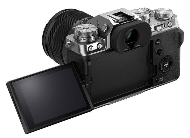 Экран Fujifilm X-T4