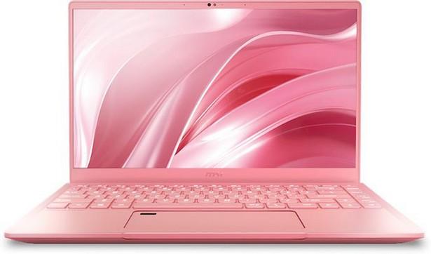 MSI Limited Edition Rose Pink Prestige 14