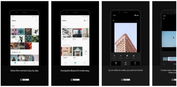 OnePlus gallery update
