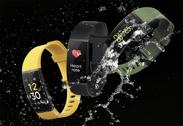 Realme fitness tracker