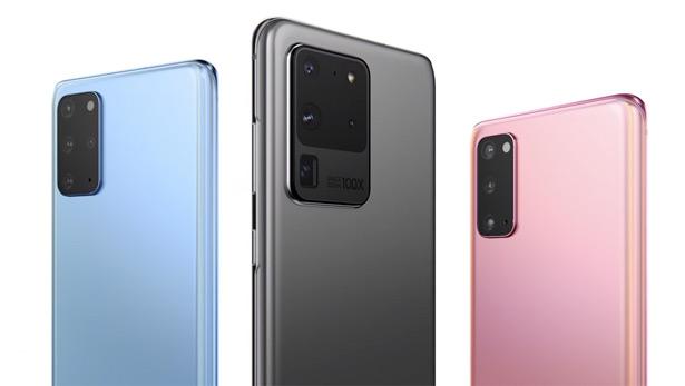 Samsung Galaxy S20/S20+ и S20 Ultra