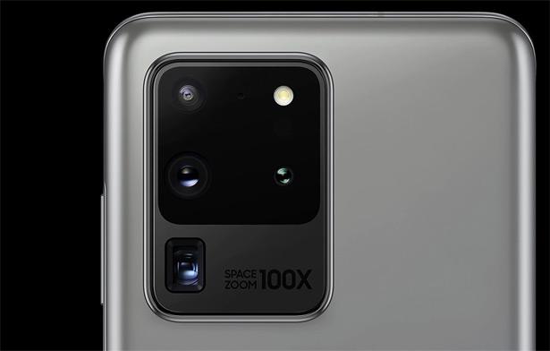 Камера Samsung Galaxy S20 Ultra
