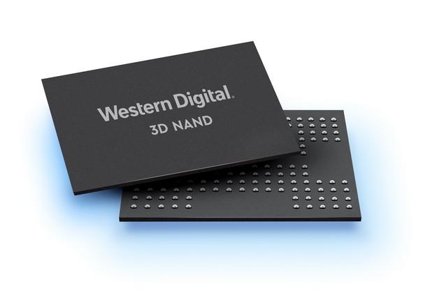 WD BiCS5 3D NAND