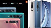 Xiaomi Mi 10 and Mi 10 Pro colors
