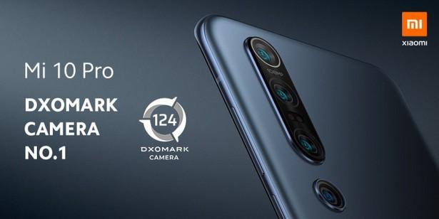 Xiaomi Mi 10 camera