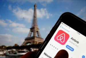 Выручка Airbnb за квартал выросла на 300% до $1,34 млрд, убыток сократился на 88%