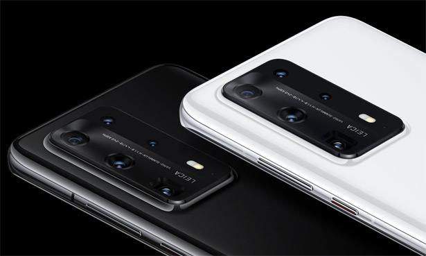 Камеры Huawei P40 Pro+